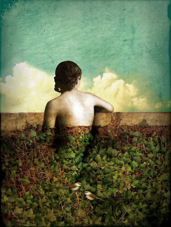 "Catrin Welz-Stein. ""The View""."