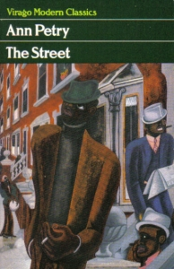 an analysis of the street by ann petry lutie and her son bub Ann petry's mrs hedges: a challenger appears from the confines of disabled femininity throughout the street ann petry thematically examines the possibility of coexistence between the maintenance of personal virtue and morality with the achievement of the capitalistic successes of the american dream.