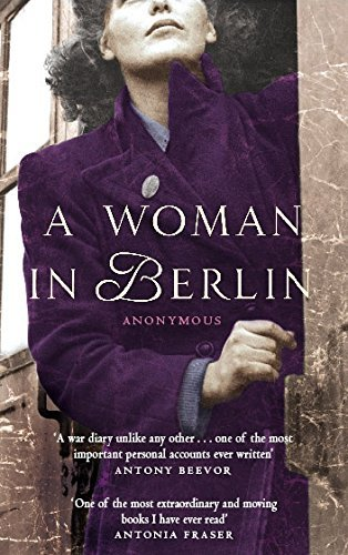 Anonymous Woman in Berlin