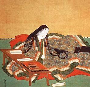 Tosa Mitsuoki. Murasaki Shikibo. c. late 17th century