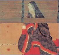 Sei Shōnagon in a later 17th century drawing