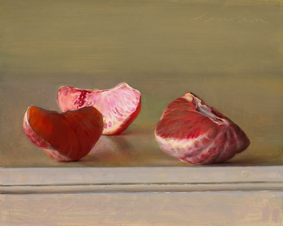 """Grapefruit Slices"". Jeffrey T. Larson, 2007."