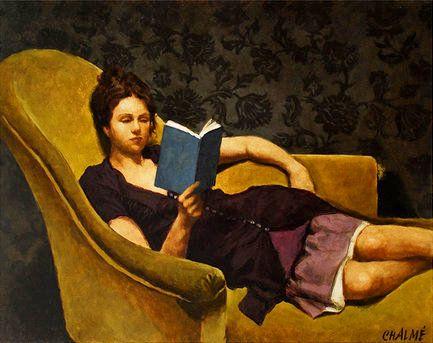 Marc Chalme, Le livre bleu