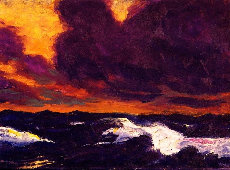 emil-nolde-the-sea-1930