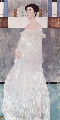 Klimt. 'Margaret Stonborough-Wittgenstein', 1905