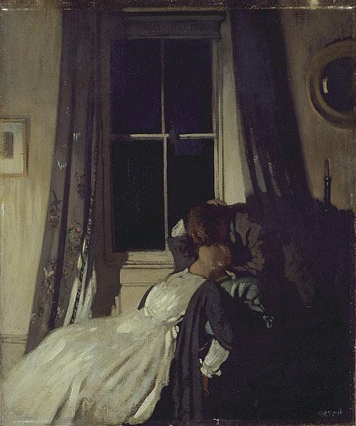 William Orpen. Night n. 02. 1907.