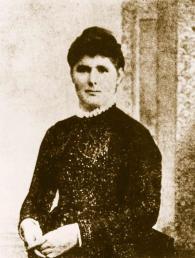 Bridget Sullivan, the maid