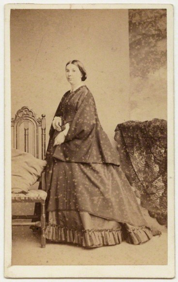 by Thomas Rodger, albumen carte-de-visite, 1860s