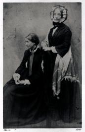 Geraldine Jewsbury & Jane Welsh Carlyle