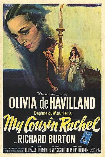 My cousin rachel 1952