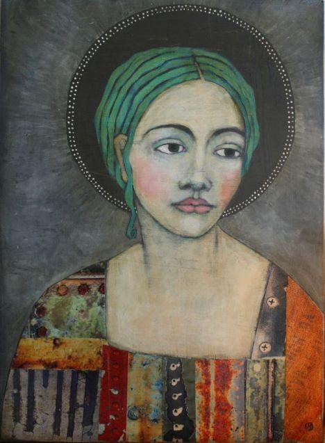 "Jane Spakowsky (DesRosier), ""Virgo"", 2013."