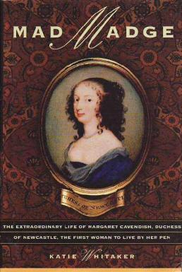 Katie Whitaker Margaret Cavendish