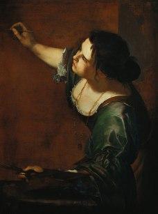 Artemisia Gentileschi, Self-Portrait as the Allegory of Painting, 1638–9