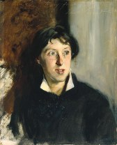 Vernon Lee by John Singer Sargent, 1881
