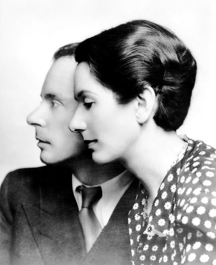 Erika and Klaus Mann