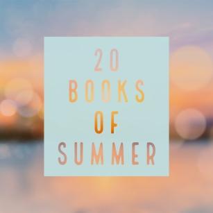 20 books of summer blog button