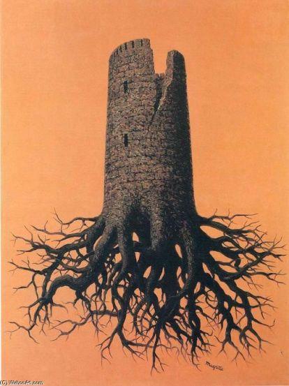 Rene Magritte - Almayer's folie