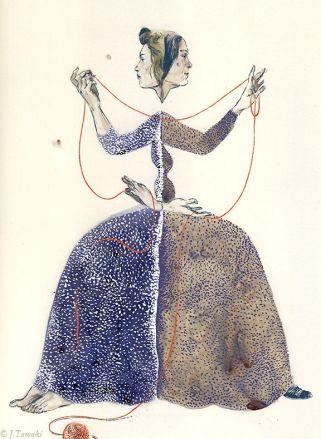 Illustrated by Jillian Tamaki