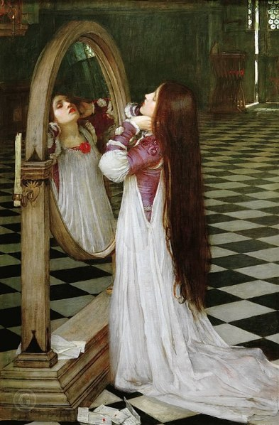 John William Waterhouse - Mariana in the South (1897)