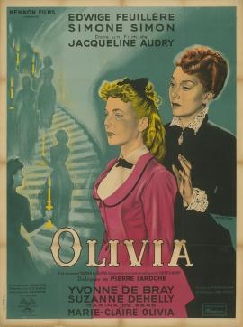 olivia jacqueline audry