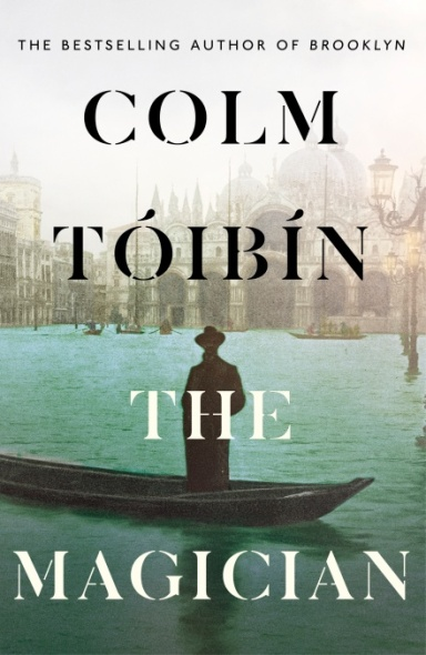 The Magician by Colm Tóibín